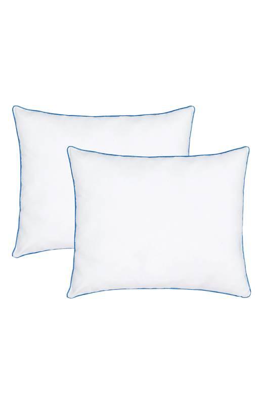 Cellbes Tyyny matala 2 Pakkaus Valkoinen Sininen